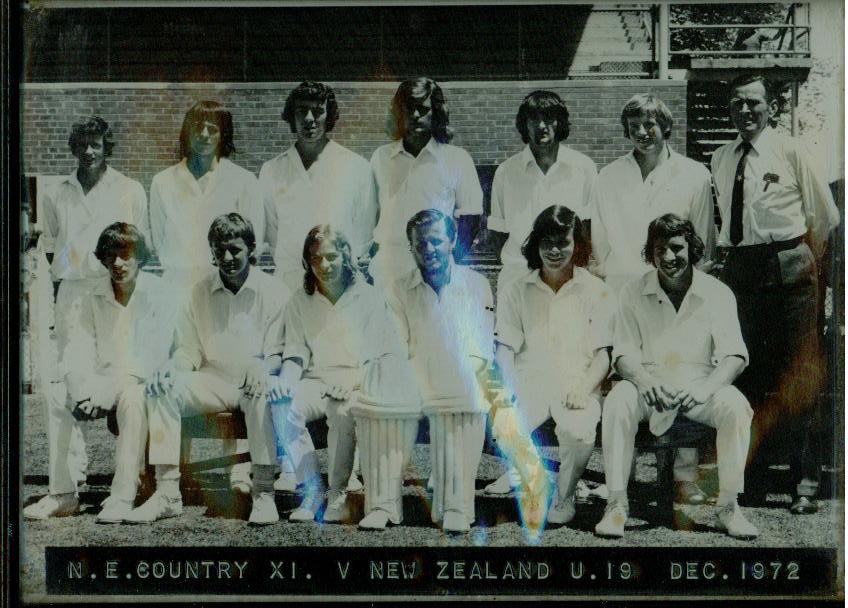 1972 - VCCL v N Zealand
