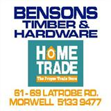 Bensons Timber & Hardware
