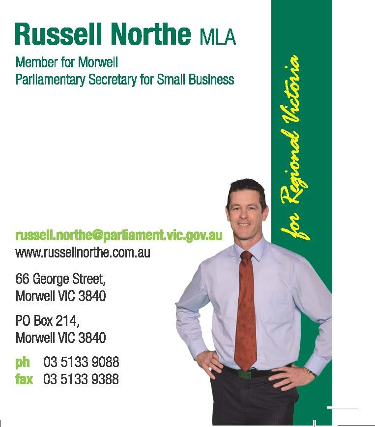 Russell Northe MLA